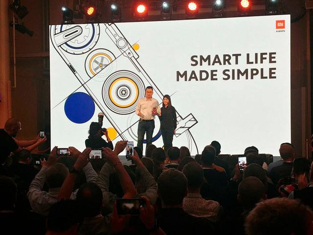 Xiaomi etablerar sig i Sverige med telefoner och smarta hemmet