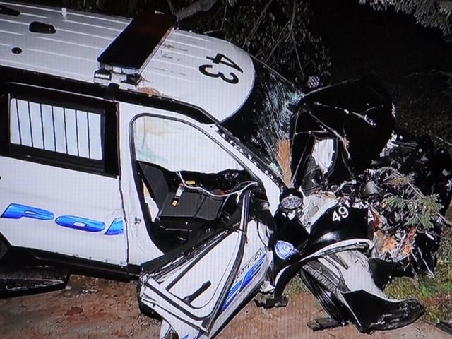 Polisens extrautrustning orsakar avgasläckage i Ford Explorer?