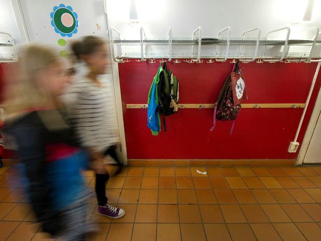 Gympalärare anmäld för att ha filmat elev i omklädningsrum