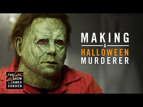 Making a Halloween Murderer