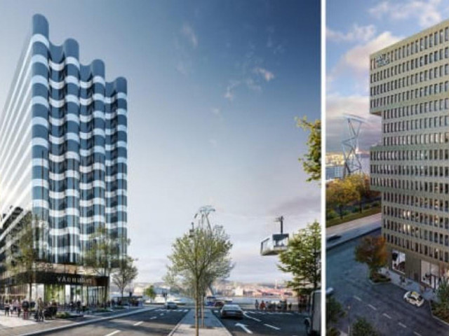 NCC byggstartar miljardsatsning på kontor i Göteborg