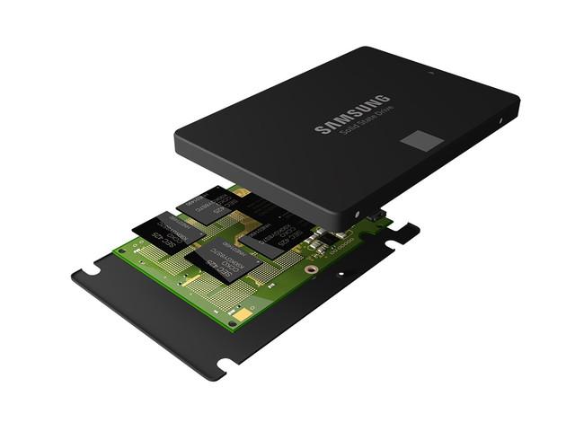 Samsung ökar produktionen av 3D V-NAND med minnesceller i 64 lager
