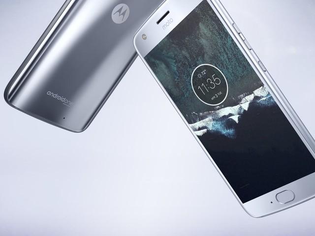 Android One-upplaga av Motorola Moto X4 lanseras i USA