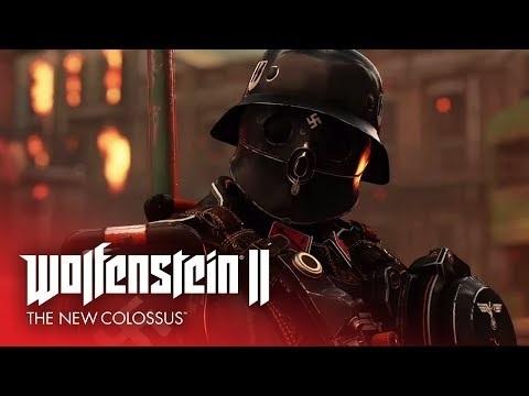 MP-läge i Wolfenstein II skulle förstöra för storyn i spelet