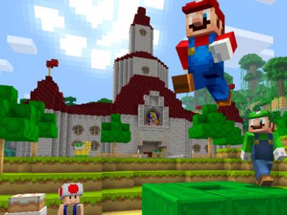 Minecraft släpps snart till Nintendo 3DS