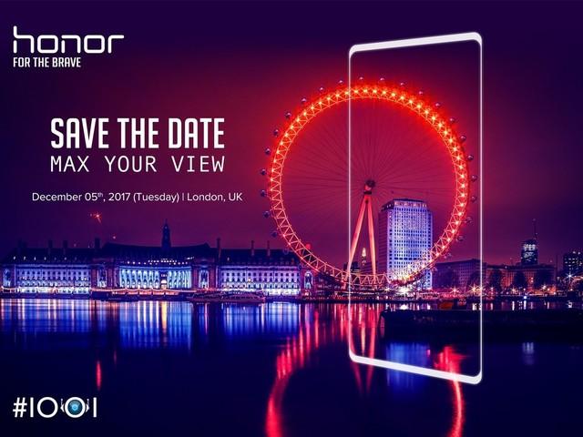 Huawei Honor V10 sägs bli en billigare variant av Mate 10 Pro