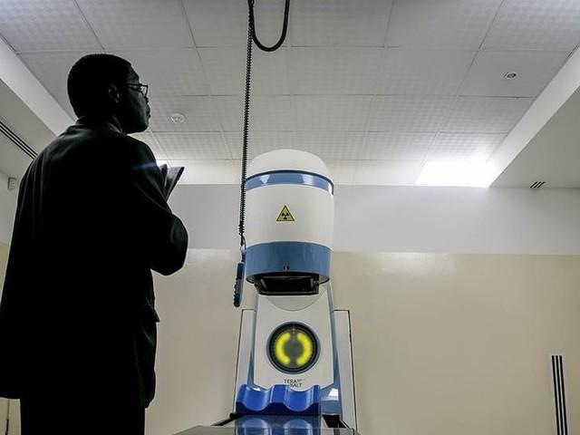 Uganda kan åter strålbehandla cancerpatienter