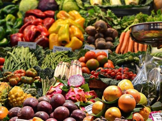 Låt oss lyfta den läkande kraften i riktig mat