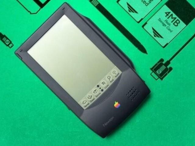 Film om Apples klassiska handdator Newton har premiär idag