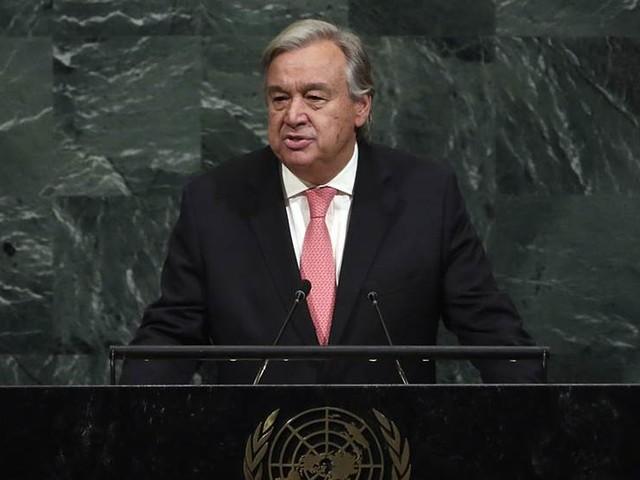 Kärnvapenförbud skrevs under i FN utan Sverige