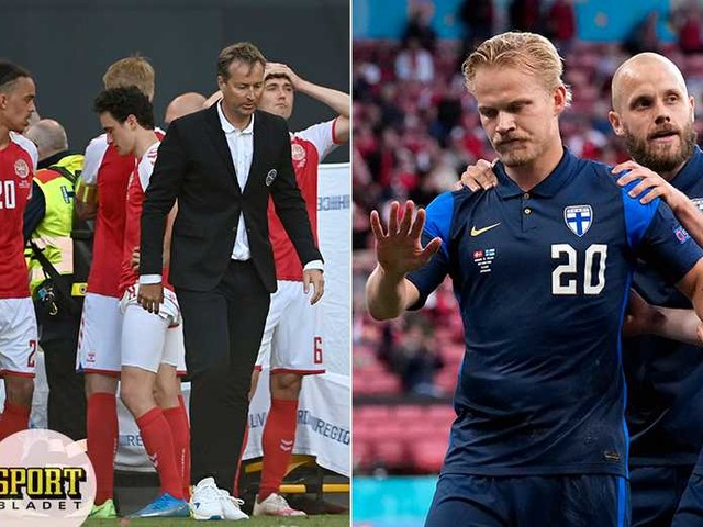 "Finlands hjälte: ""Det gick inte"""