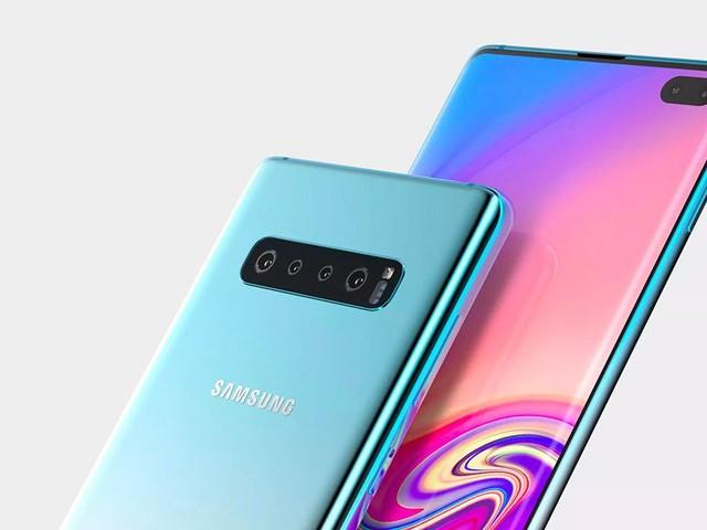 GRTV klämmer på nya Samsung Galaxy S10