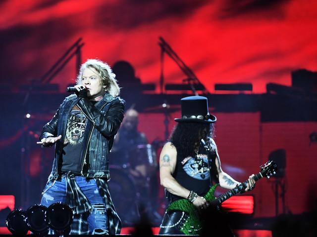 Guns N' Roses musikvideo når rekordgräns