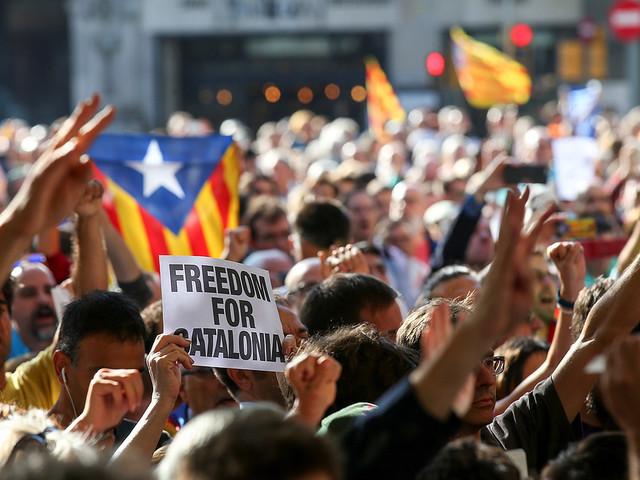 Katalonien: Folkomröstningen ska genomföras