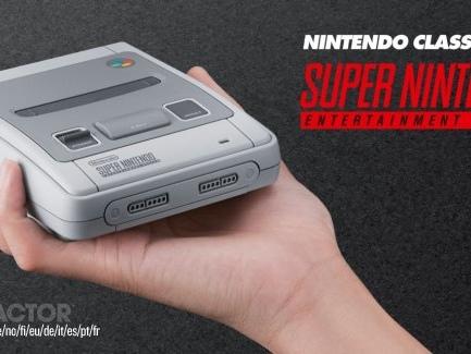 Nintendo har tillverkat mängder av SNES Mini-enheter