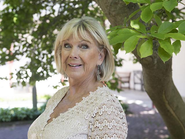 Ann-Louise Hanson ångrar ingenting