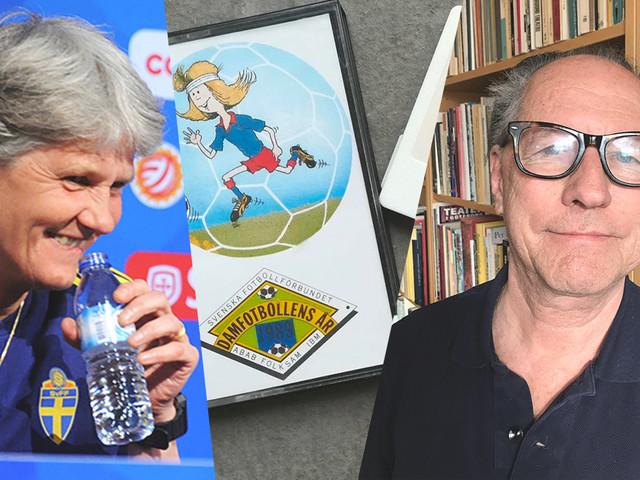Damfotbollens år – Kurtan och Arne möter Soundhage