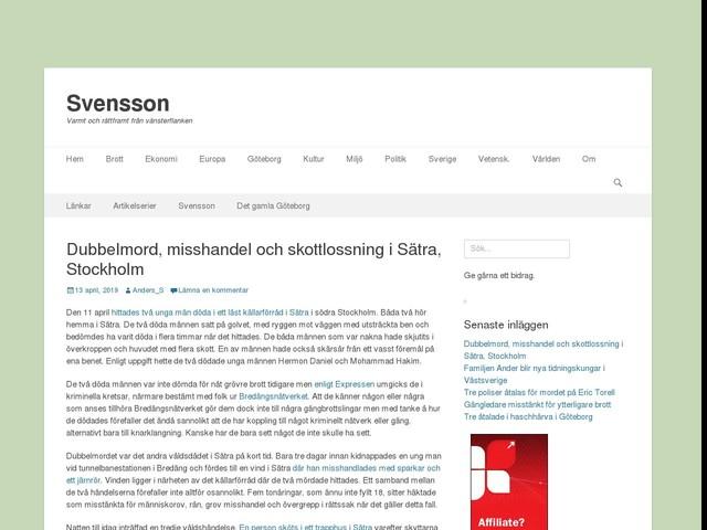 Dubbelmord, misshandel och skottlossning i Sätra, Stockholm
