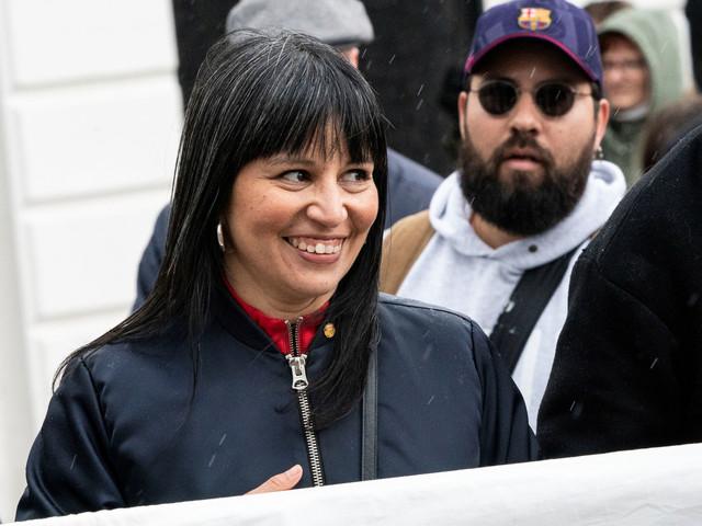 Radikalt muller i Vänsterpartiets led.