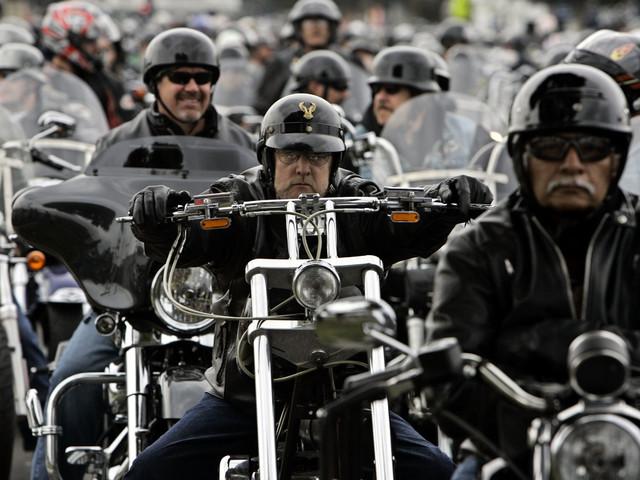 Rapportrysare från Harley-Davidson