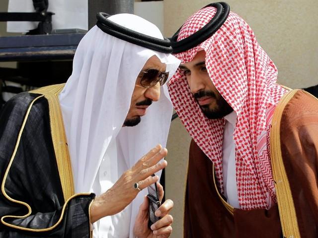 Saudiarabien på väg att förändra världen?