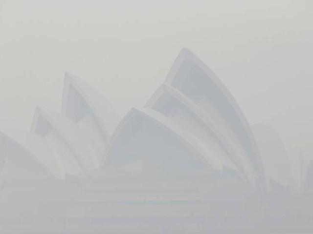 Australiska läkare varnar för farlig luft