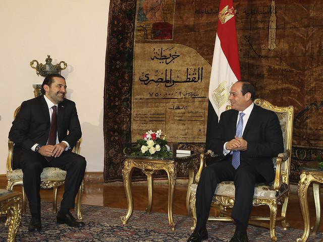 al-Hariri tillbaka i Libanon