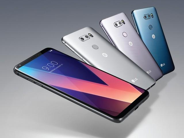 Räkna inte med att LG V30 lanseras i Sverige