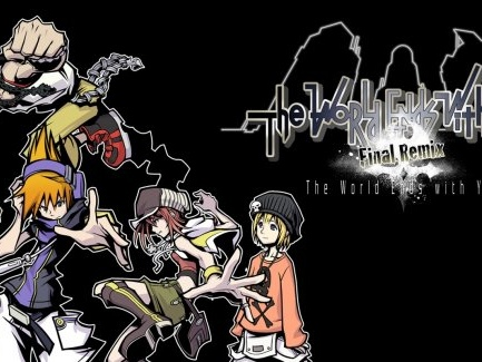 Kultklassiska The World Ends With You kommer till Switch