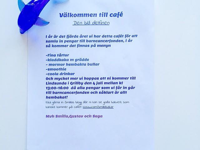 Välkommen på café