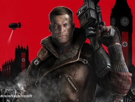 Wolfenstein II: The New Colossus släpps till Nintendo Switch