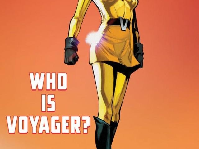 Marvel avtäcker en ny karaktär denna månad
