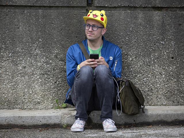 """Så vill """"Pokémon Go"""" återskapa monstersuccén"""