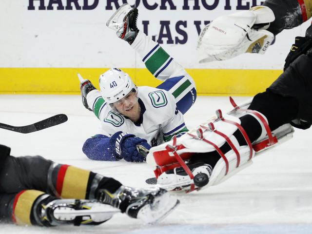 Nytt mål för Pettersson vid Vancouverförlust