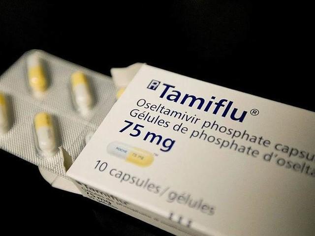 Tamiflu inte särskilt verksamt