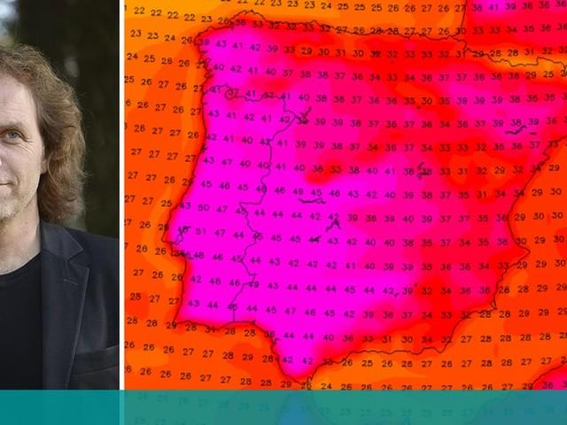 """Meteorologens oro över värmerekorden: """"Människor kommer att lida"""""""