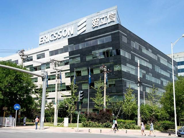 Ericsson bekräftar kinesisk utredning mot bolaget