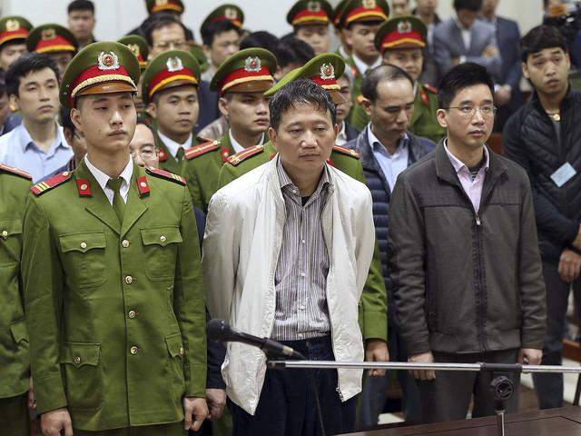 Livstids fängelse för kidnappad vietnames