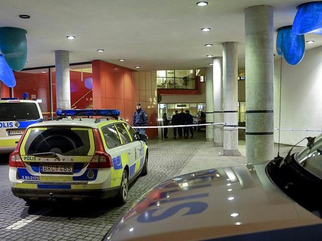 Sjukhus skärper bevakning efter hot och våld