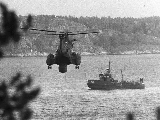 Ubåtshotet – Den djupa staten på grunt vatten. SvT vägrar informera!