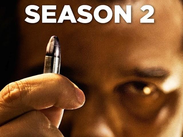 TV-serie: Narcos - Säsong 2
