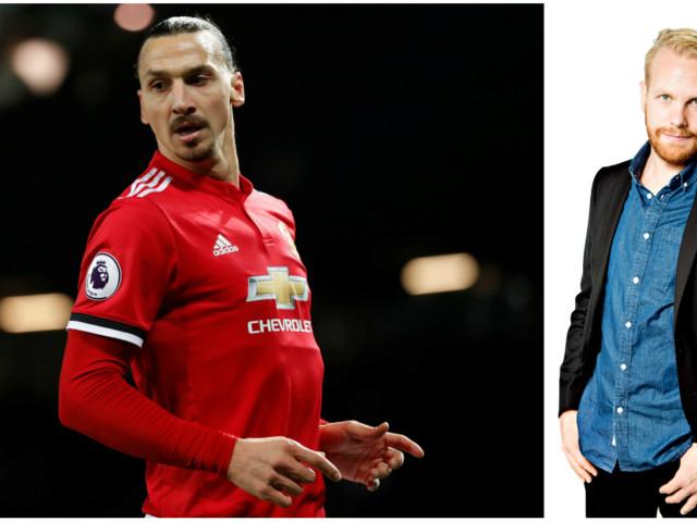 En speciell kväll med en oväntat rörlig Zlatan