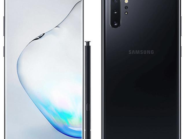 Mängder av pressbilder på Samsung Galaxy Note 10+