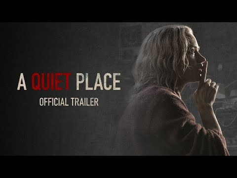 Trailer för A Quiet Place