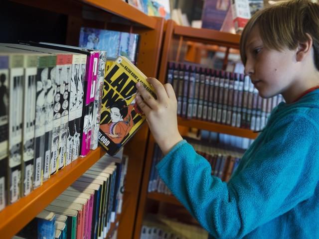 Bibliotek får mycket extrapengar för bokinköp