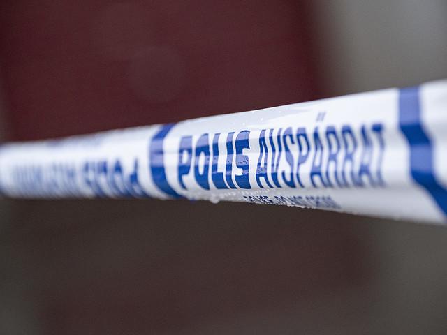 Misstänkt mord i Göteborg