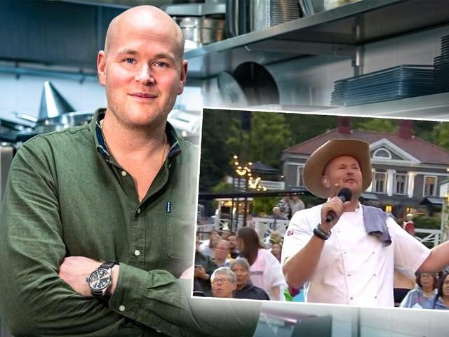 Tv-kockens sångdebut: 'Det roligaste jag gjort'