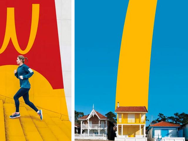 McDonalds nya visuella identitet – här är strategin bakom