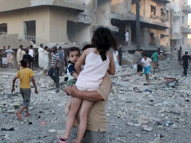 """Vad gör egentligen """"Läkare utan gränser"""" i Syrien?"""