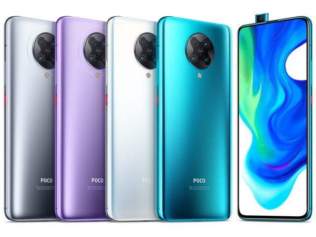 Xiaomi presenterar Poco F2 Pro